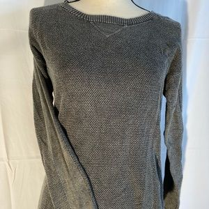 Charcoal American Eagle lightweight sweater